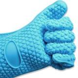 供应硅胶防烫手套,硅胶隔热手套价格,五指硅胶手套厂家直销,汉川实业