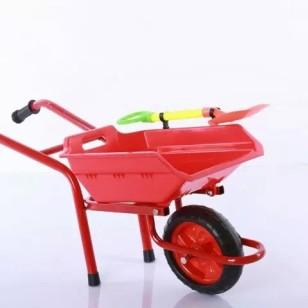 儿童小推车沙滩玩具推车儿童独轮车图片