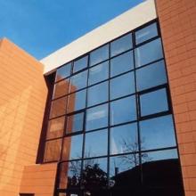 幕墙玻璃拆除|更换玻璃幕墙|高空拆装玻璃的广东瞻高建筑幕墙拆装玻璃工程
