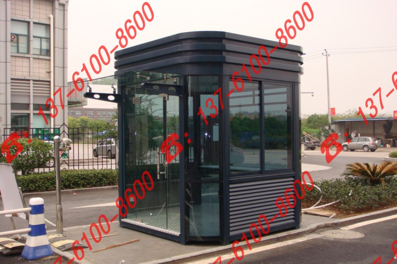 供应钢结构岗亭、钢结构保安岗亭、钢结构岗亭加工