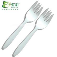 供应一次性叉,淀粉一次性叉,批发一次性叉,一次水果刀叉厂家直销,绿色低碳环保批发