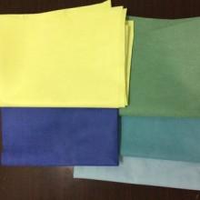 供应用于擦布|窗帘|墙纸的超细纤维水刺布35克-220克可印刷多色可选批发