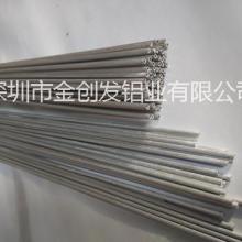供应用于加工零件 氧化加工的金创发铝业供应6061毛细铝管高质量图片