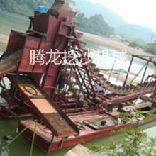 供应用于淘金的厂家直销淘金船山东开采选矿设备批发