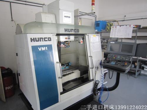 供应陕西二手HURCO VM 1立式加工中心,二手美国赫克HURCO VM 1立式加工中心