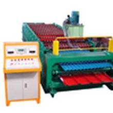 供应彩钢夹芯板拱形机双层压瓦机批发