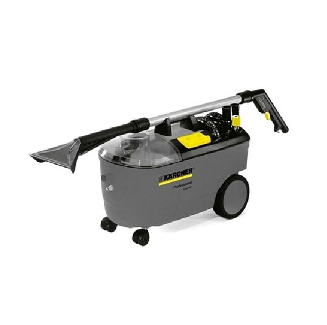 供应用于地毯沙发清洗的凯驰卧式喷抽机德国凯驰喷抽式地毯沙发清洗机
