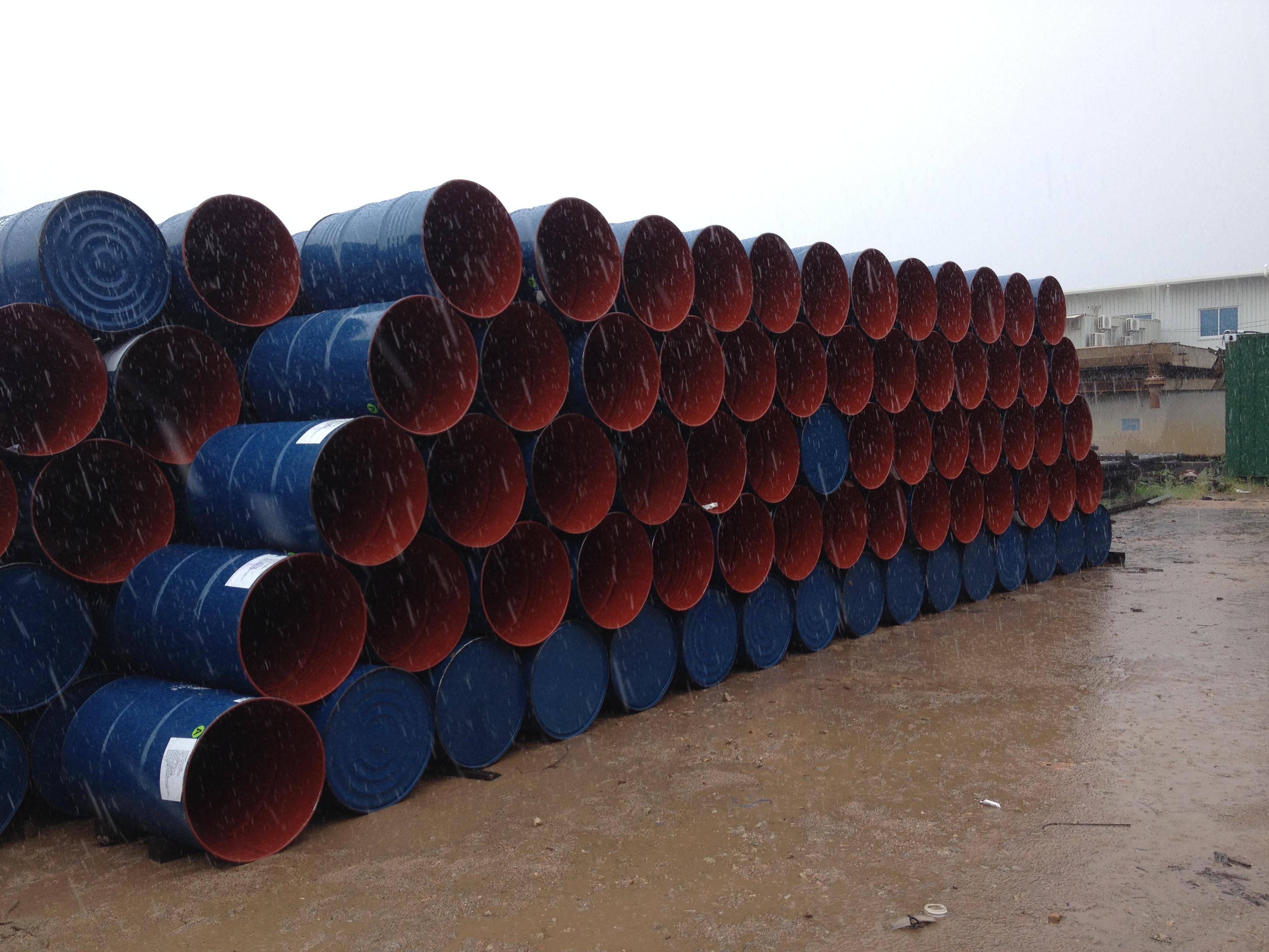 200l铁桶回收厂家