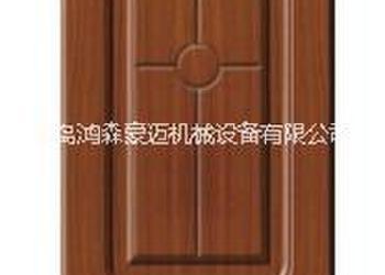 橱柜门吸塑机 真空吸塑压膜机图片