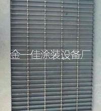 供应用于喷漆房配件的钢格栅,压力锁,天地插锁,铁线槽批发