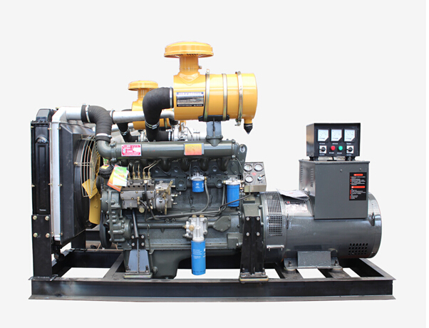 供应50KW全铜柴油发电机组养殖用发电机