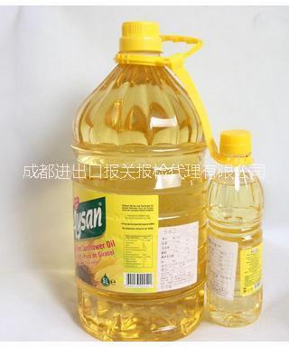 供应用于的上海芥花籽油进口报关关税是多少