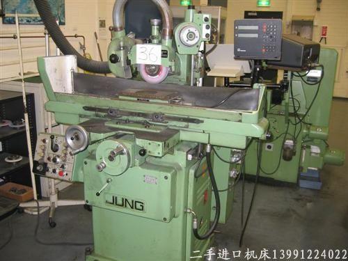 太原二手德国JUNG HF 40磨床图片/太原二手德国JUNG HF 40磨床样板图 (1)