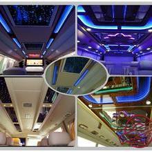 内径3外径4.5mm抗UV通体光纤 家庭装饰照明导光带 发光线