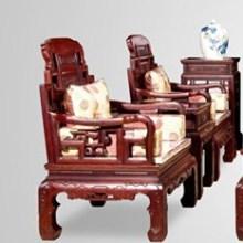 供应六鹤同春沙发11件套-红木沙发-红木家具销售-红酸枝家具-全国供应-红木家具APP图片
