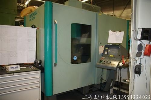 供应新疆二手DMG加工中心,德马吉DECKEL MAHO GILDEMEISTER DC 100V立式双柱加工中心
