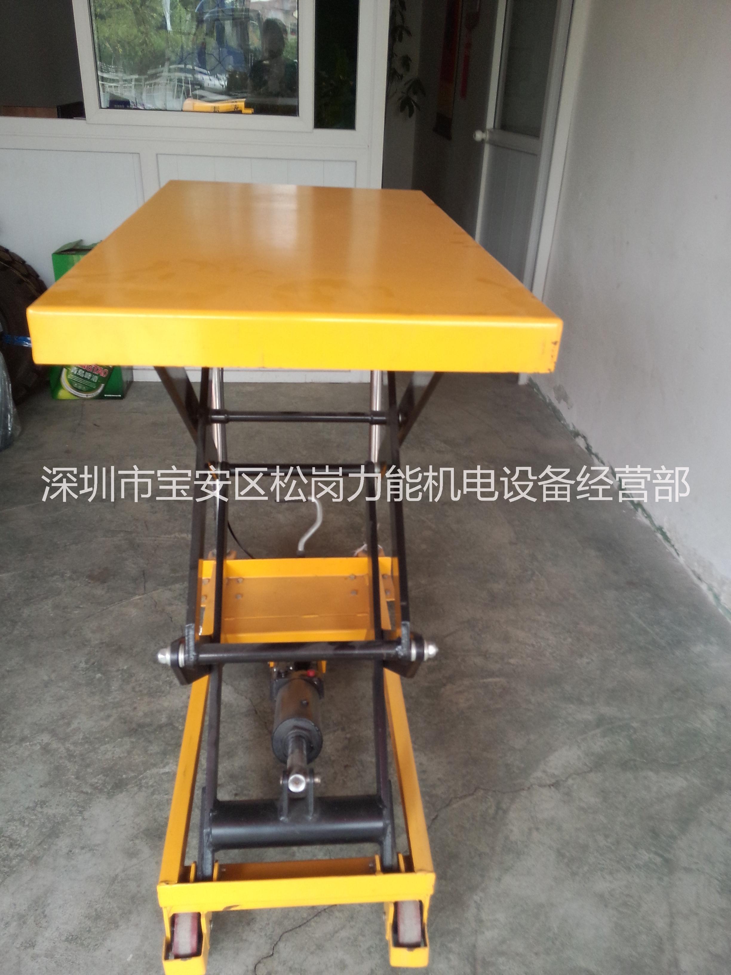深圳液压托盘车销售