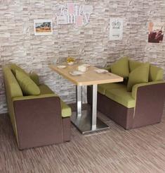 卡座沙发单人沙发餐桌餐椅咖啡厅沙发牛排店家具