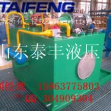 供应用于双动液压机的YH28-100/180CV双动液压系统图片