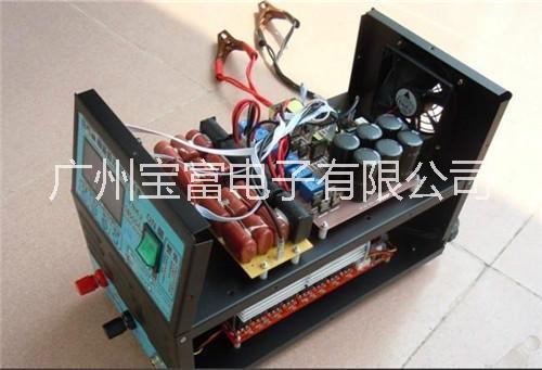 24v小继电器控制灯泡接线图