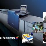 供应用于彩色数码印刷的柯美8000彩色数码印刷机