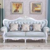 供应郑州欧式沙发组合新古典沙发酒店会所美容院客厅布艺沙发宜家家具 郑州欧式沙发组合新古典沙发