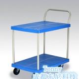 供应用于搬运堆放收纳的成都多功能静音手推车PLA150Y-T2