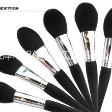 供应乌木白尖峰羊毛散粉刷化妆刷美妆工具厂家直销批发