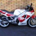 供应用于出售摩托车的跑车雅马哈TZM150 特价:1400 元