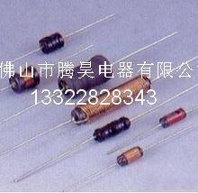 供应T8节能灯滤波扼流卧式工字电感A