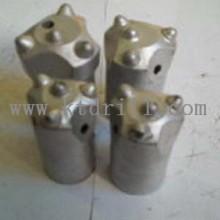 供应用于凿岩钻机的40mm梅花钻头-锥度连接的四柱梅花钻头批发