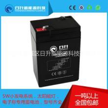 供应6V3.5AH太阳能野营灯铅酸6V蓄电池