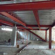 承接苏州钢构金属焊接工程图片