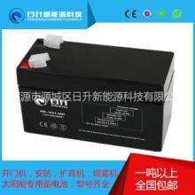 供应用于蓄电池极板的12V1.3AH安防蓄电池/电梯应急电瓶