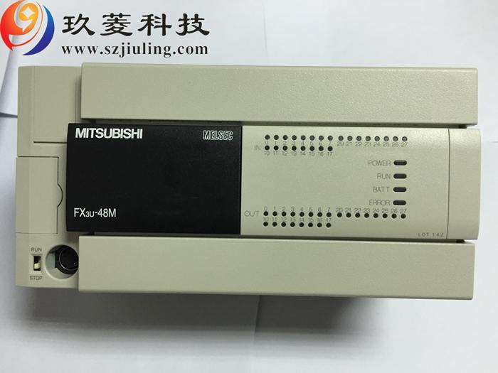 供应三菱plcfx3u系列fx3u16mresa