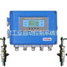 供应双道壁挂插入式超声波流量计 双道壁挂插入式超声波流/热量计