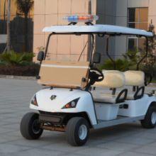 供应四轮电动接待车节能环保电动车景区游览电动观光车图片