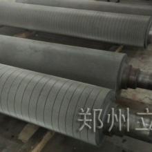 供应郑州立佳碳化钨瓦楞辊超音速喷涂加工图片