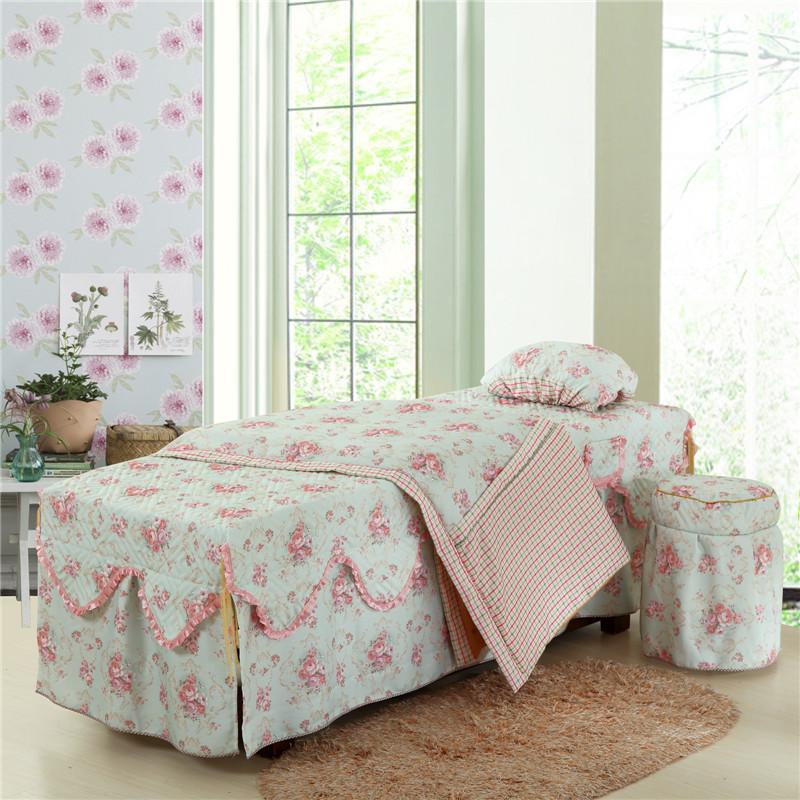美容床罩四件套图片