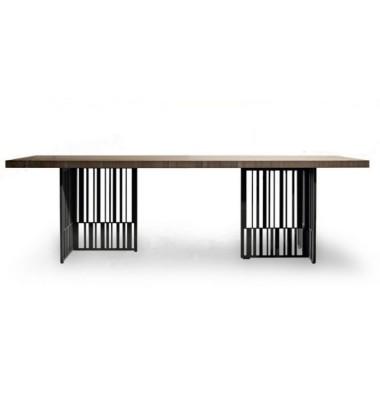 大板前台简约办公桌图片/大板前台简约办公桌样板图 (2)