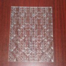 供应用于的海棠花透明原片玻璃茂隆供应