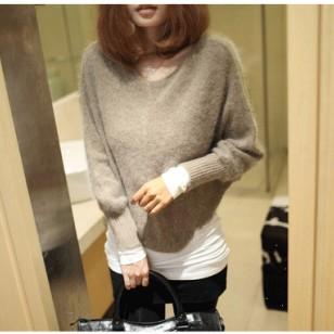 哪里有时尚韩版女装毛衣外套批发图片