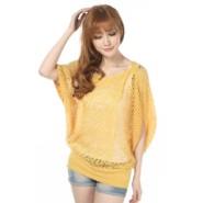 广州韩版便宜女装毛衣针织衫批发图片