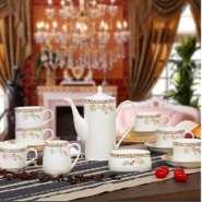 景德镇陶瓷咖啡具图片