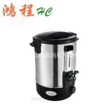不锈钢电热开水桶开水器奶茶保温桶双层带温控30L40L50L图片