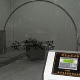 触摸屏不锈钢摆管淋雨试验装置南京安奈