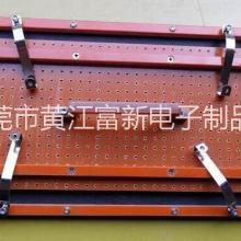 供应江门LED过炉治具厂,波峰焊治具,SMT贴片过炉治具,托盘治具厂家图片
