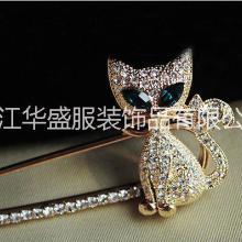 供应用于服装配件的专业生产胸针,领针,服装饰品厂家批发
