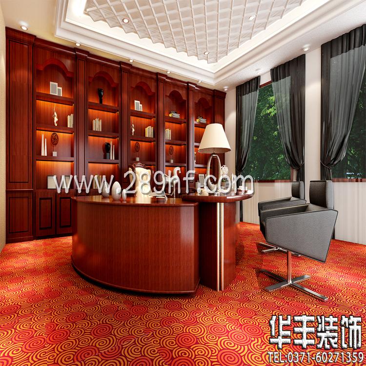 供应郑州最专业的办公室装修