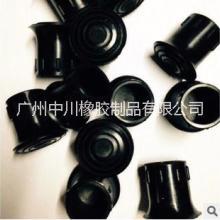 厂家直销橡胶减震器家具脚套防滑防震橡胶胶套桌脚套批发